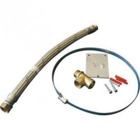 Kit Support + branchement pour vase Sanitaire
