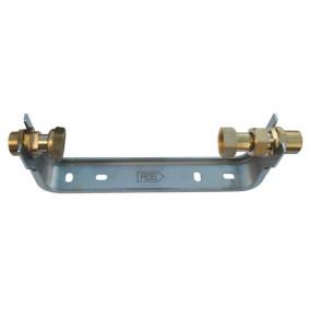 """Kit Support Compteur 3/4"""" Encombrement 110 mm"""