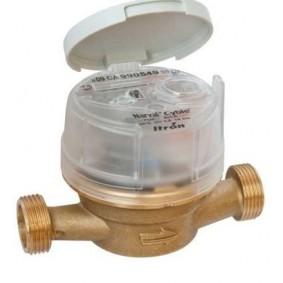 """Compteur d'eau Divisionnaire NARVAL 1"""" x 130 mm Froid Communicante"""