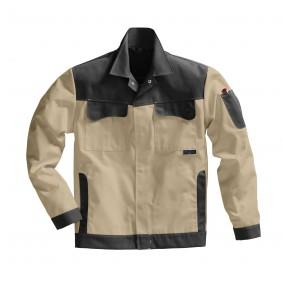 Veste de travail PIONIER Color Wave beige/noir Taille L