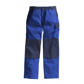 Pantalon PIONIER Color Wave royal/marine T46/40