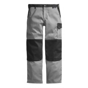 Pantalon PIONIER Color Wave gris/noir T102/44 Elancée