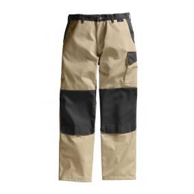 Pantalon PIONIER Color Wave beige/noir T102/44 Elancée