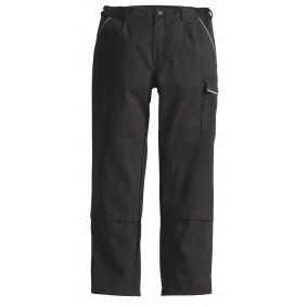 Pantalon de travail PIONIER Top Coton Image Noir/Gris Clair Taille 52 - E.J. 87